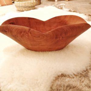 fuentes de madera con diseño